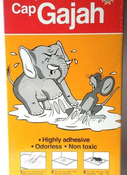 Lem Tikus Cap Gajah 2